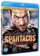 Spartacus: Blood and Sand - The Complete First Series [2010]
