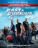 Fast & Furious 6 (Blu-ray + DVD + UltraViolet Digital Copy) (Extended Edition)