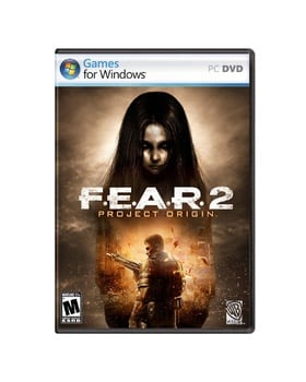 FEAR 2 (F.E.A.R 2) : Project Origin PC with Logitech G13 Advanced Gameboard Kit