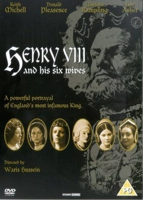 Henry VIII and His Six Wives                                  (1972)