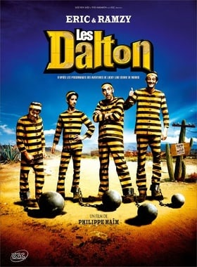 Lucky Luke and the Daltons                                  (2004)