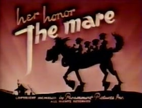 Her Honor the Mare
