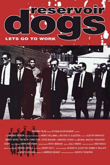 Reservoir Dogs (1992)