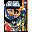 Justice League Unlimited: The Complete First Season