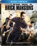 Brick Mansions (Blu-ray + Digital HD) (Unrated)