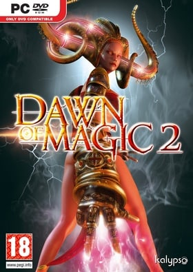 Time of Shadows (Dawn of Magic 2)