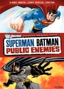 Superman/Batman: Public Enemies - 2 Disc Edition
