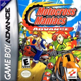 Motocross Maniacs Advance