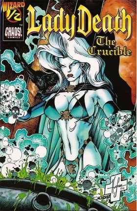 Lady Death: The Crucible