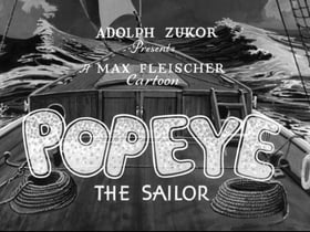 Popeye the Sailor (1933-1957)