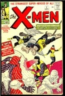 Uncanny X-Men (1963) 1st Series 	#1-544 	Marvel 	1963 - 2011