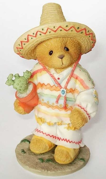 Cherished Teddies: Carlos -