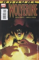 Wolverine (2003 2nd Series) Annual 	#1-2