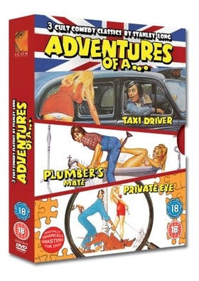 Adventures of a... Taxi Driver/Plumber's Mate/Private Eye