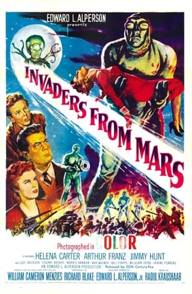 Invaders from Mars (1953)