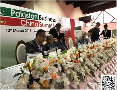 Chengli attended the 15th 2018 Pakistan import and Export commodities fair