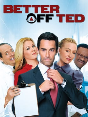 Better Off Ted                                  (2009-2010)