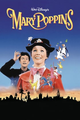 Image result for mary poppins 1964