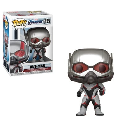 Funko Pop! Marvel's Avengers: Endgame - Ant-Man (Quantum Team Suit)