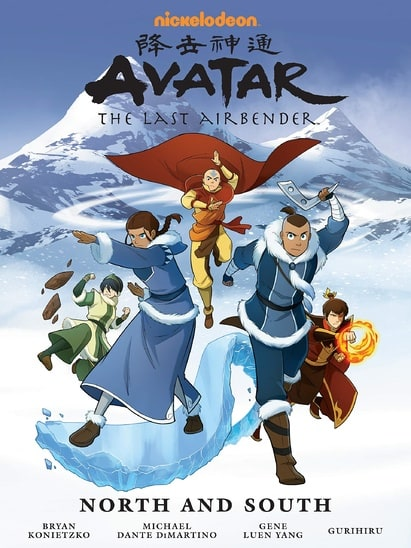 Avatar: The Last Airbender – North and South