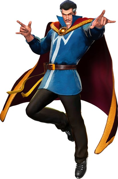 Doctor Strange (Marvel vs. Capcom)