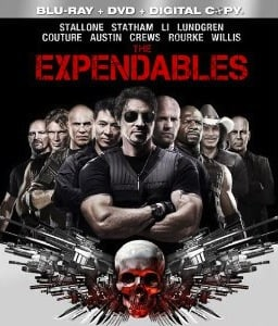 The Expendables (Blu-ray + DVD + Digital Copy)