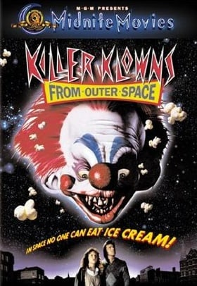 Killer Klowns from Outer Space (Midnite Movies)