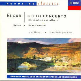 Cello Concerto Introduction and Allegro