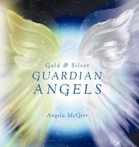 Gold & Silver Guardian Angels (Book and Cards)
