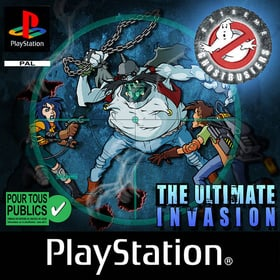 Extreme Ghostbusters: The Ultimate Invasion