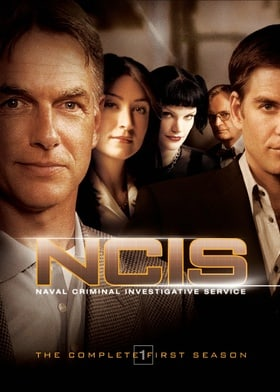 NCIS Naval Criminal Investigative Service - The Complete First Season