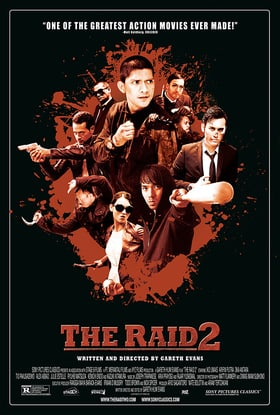 The Raid II: Berandal (2014)