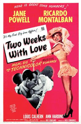 Two Weeks with Love (1950)